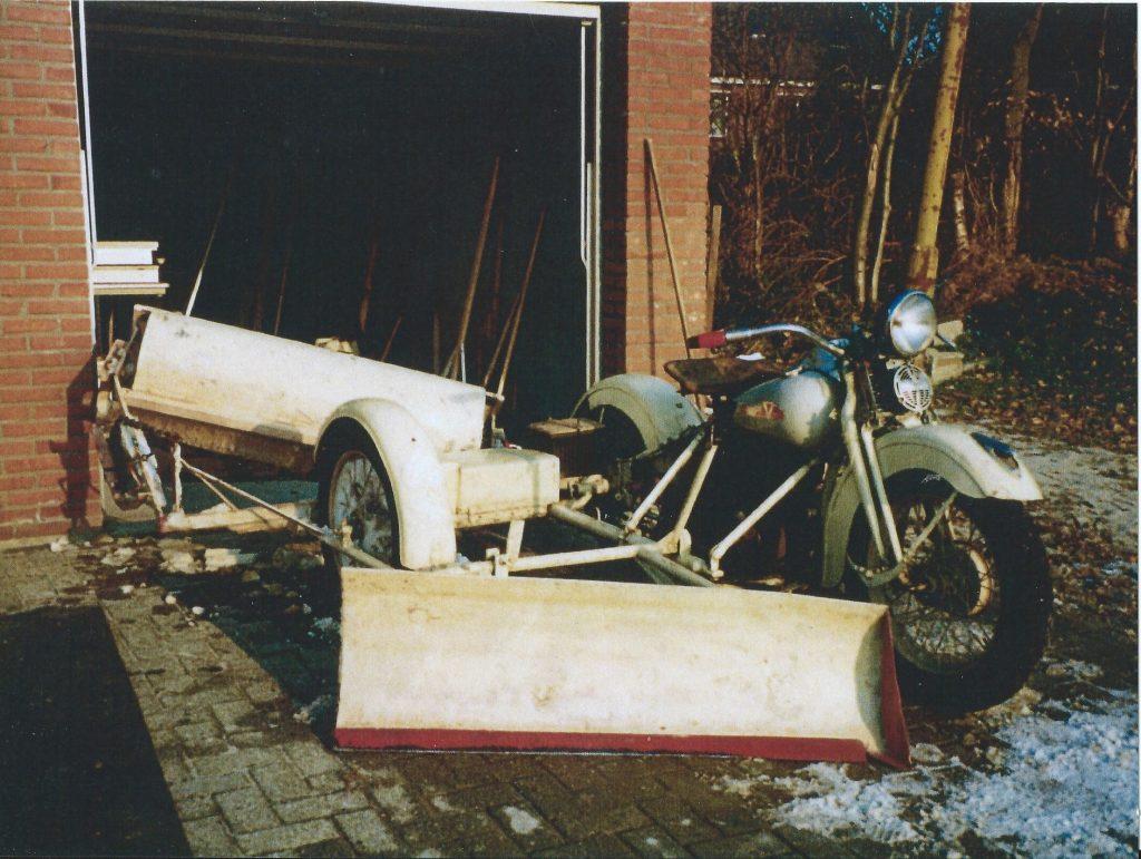Harley Davidson. Foto: fam. R.v.d.Velde